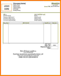 6 billing invoice sample short paid invoice