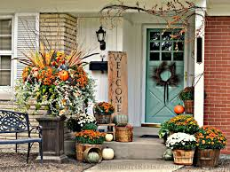 from my front porch to yours fall porches porches and porch