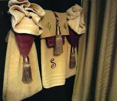 Mesmerizing Bathroom Towel Decor Ideas Remarkable Download