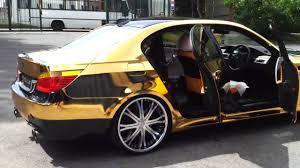 bmw m5 e60 black n gold hd