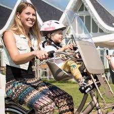 siege auto a l avant porte bébé vélo avant pour transporter confortable et pratique