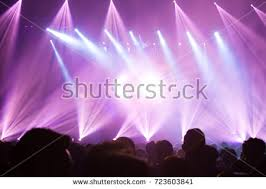 beyond the lighted stage beyond the lighted stage stock images royalty free images vectors