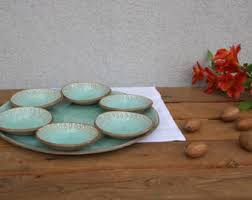 passover plates seder plate etsy