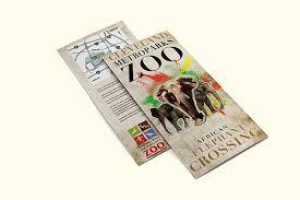 zoo brochure template 15 zoo brochure templates editable psd ai vector eps format