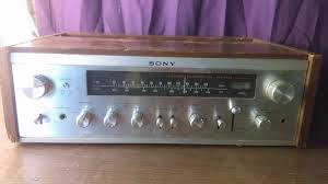 vintage sony str 7045 stereo receiver untested cord is cut