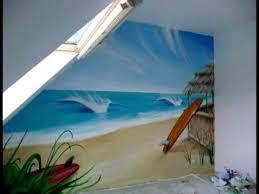 chambre surf aérosoleil decoration graff surf chambre d enfant