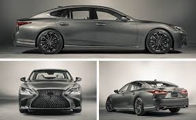 lexus ls 2018 lexus ls and ls500 photos and info car and driver