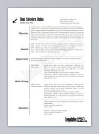 Standard Resume Format Sample by Standard Cv Format Sample Http Jobresumesample Com 1065