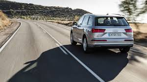 audi q7 e tron 2016 plug in hybrid review by car magazine