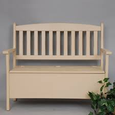 outdoor storage bench home design by fuller