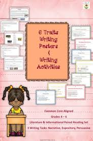 the 25 best 6 traits ideas on pinterest six trait writing