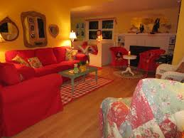 yellow livingroom quirks cottage and yellow livingroom transformed from pink
