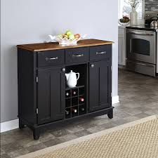 amazon com home styles 5100 0046 buffet of buffets cottage wood amazon com home styles 5100 0046 buffet of buffets cottage wood top buffet server black finish 41 3 4 inch kitchen dining