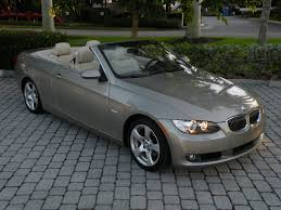 bmw 328i convertible review 2007 bmw 328i convertible for sale in fort myers fl
