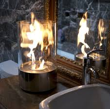 Bio Ethanol Fireplace Insert by Real Flame Gel Fuel In Bathroom Modern With Bio Ethanol Fireplace