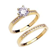 engagement rings yellow gold 14k yellow gold channel set diamond engagement and