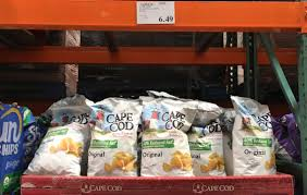 top snack deals at costco cape cod chips 4 19 the krazy