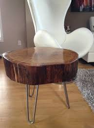 live edge table west elm side tables raw wood side table solid oak coffee table with glass
