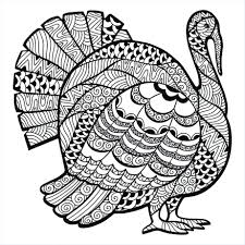 thanksgiving turkey coloring page from gallery events artist free