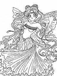 124 coloring images sailors naoko takeuchi