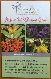 native plant seed native plants in claremont native ontario plant sales books