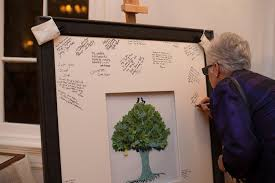 large wedding guest book 5 ways to involve your wedding guests united with