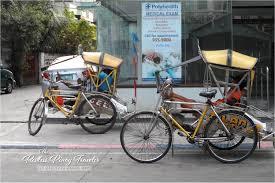 philippines pedicab metro manila malabon city food trip the restless pinoy traveler