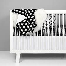 Grey And White Crib Bedding Modern Black U0026 White Crib Bedding Gray And White Nursery Olli Lime