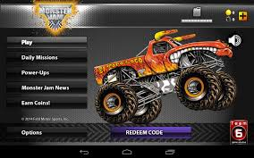 monster truck destruction android apps gallery free monster jam games best games resource