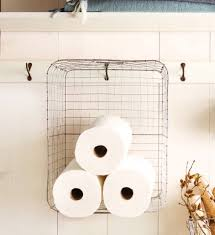 Clever Bathroom Storage Ideas Clever Bathroom Storage Ideas Chatelaine