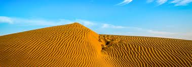 thar desert google map of rajasthan india nations online project