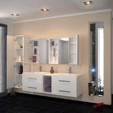Vanity Bathroom Suite sonix double vanity bathroom suite white buy online at bathroom city