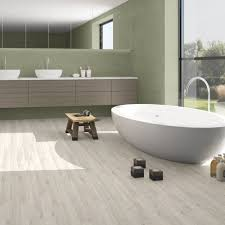flooring cool quick step laminate and white free standing bath