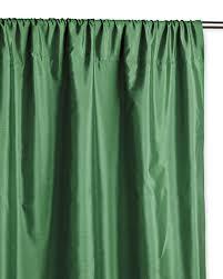 silk shantung window panel serena u0026 lily