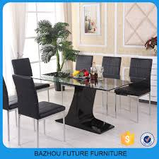 Quality Dining Room Furniture 10 Seater Glass Dining Table 10 Seater Glass Dining Table
