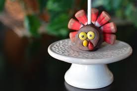 thanksgiving turkey cake pops butteryum