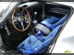 250 gto interior black blue interior 1962 250 gto tribute 250 gto 62