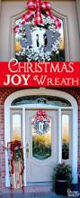 diy joyful christmas wreath washi tape washi and wreaths