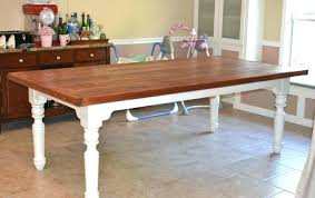 unfinished dining table grandiose oak bench with two base leg as