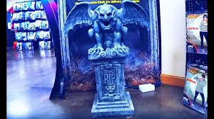 2017 spirit halloween u0026 home depot walkthrough animatronics and