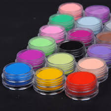 online buy wholesale colored acrylic nail powder from china