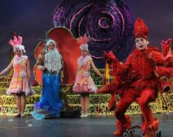 disney u0027s mermaid 2013 san diego junior theatre