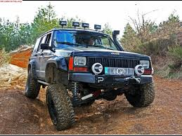 turquoise jeep 85 jeep cherokee my son u0027s did not have the lights or snorkel but