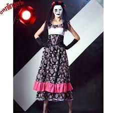 Black Wedding Dress Halloween Costume Buy Wholesale Black Wedding Dress Costume China Black