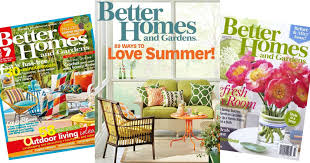 Better Homes And Gardens Summer - free better homes and gardens 1 year magazine subscription u2013 hip2save