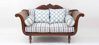 Antique Sofa Styles by Antique Reproductions U0026 Handcrafted Furniture Laurel Crown