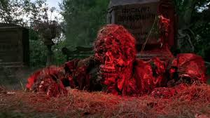 halloween background hand out of ground creepshow 1982