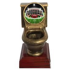 Armchair Quarterback Trophy Fantasy Football Trophies Awards For Fantasy Football