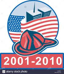 Design Of American Flag Graphic Design Illustration Of 9 11 Memorial Showing American Flag