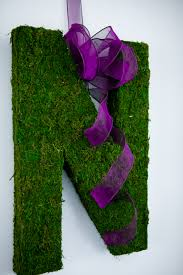 moss covered letters moss covered letters